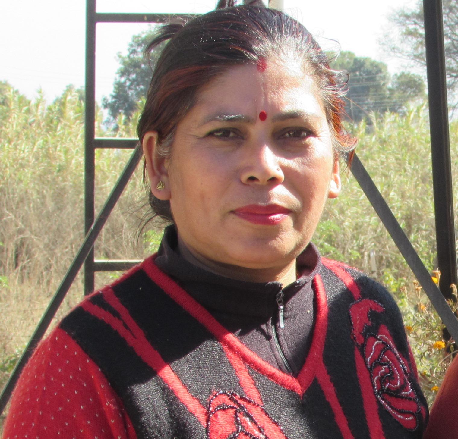 Mrs. Ishwari Adhikari Khadka