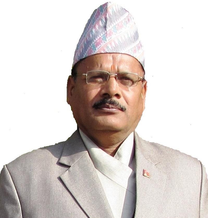 Dr. Madhav  Prasad  Upadhyay